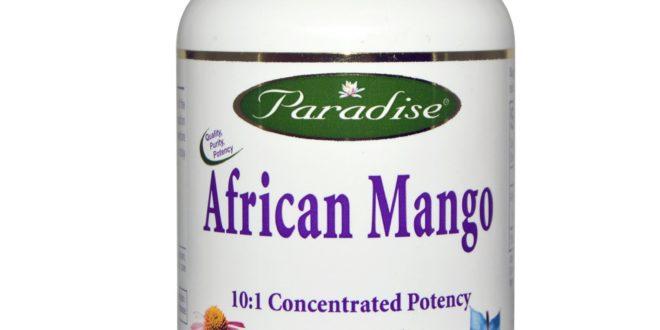 حبوب المانجو الأفريقية