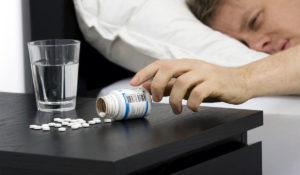 أعراض انسحاب إدمان الأدوية المهدئة