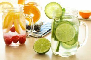 انواع مشروبات الديتوكس الخاصة بحرق الدهون