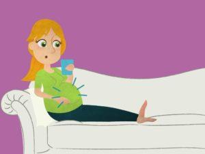 التمارين اللازمة في الشهور الاخيره لتسهيل الولادة